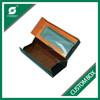 ELEGANT DESIGN RECTANGLE SHAPE CUSTOM CARDBOARD SUSHI PACKING BOX WITH PVC WINDOW