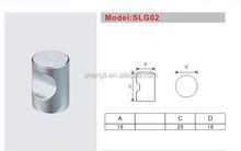 Newest Design Aluminum Cabinet Door Knobs &Handles SL-G02