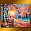 pintura de arte moderno de la imagen para sala de estar
