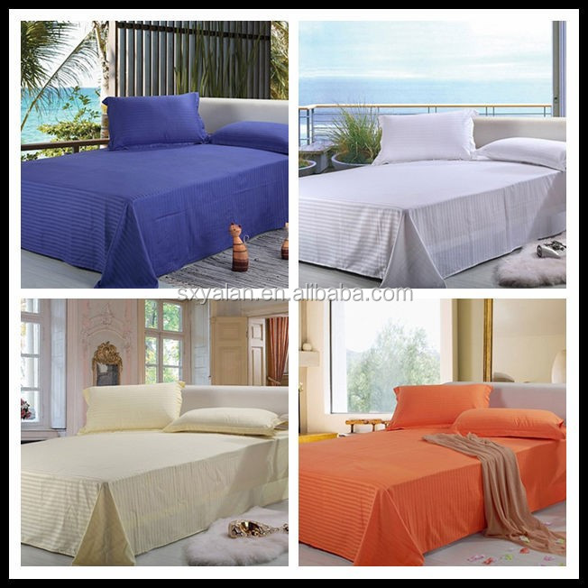 Star Hotel Quality Bed Sheets