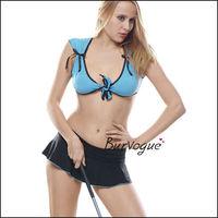 In stock items women costumes supply popular sexy school teacher costume sale cheap