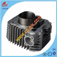 cylinder block Motorcycle Spare Parts for jianshe zongshen motorcycle engine parts