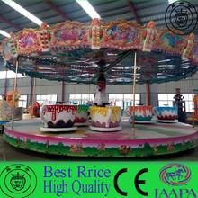 Romantic Activity Amusement Park Rotary Tea Cup ride