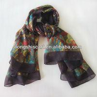 2013 fashion cheap modern poncho scarf