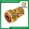 1/2 brass garden quick connect water hose pipe fitting coupler