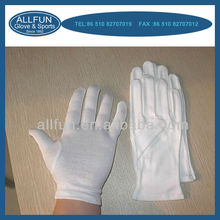 High Quality Cheap cotton work gloves with rubber grip dots