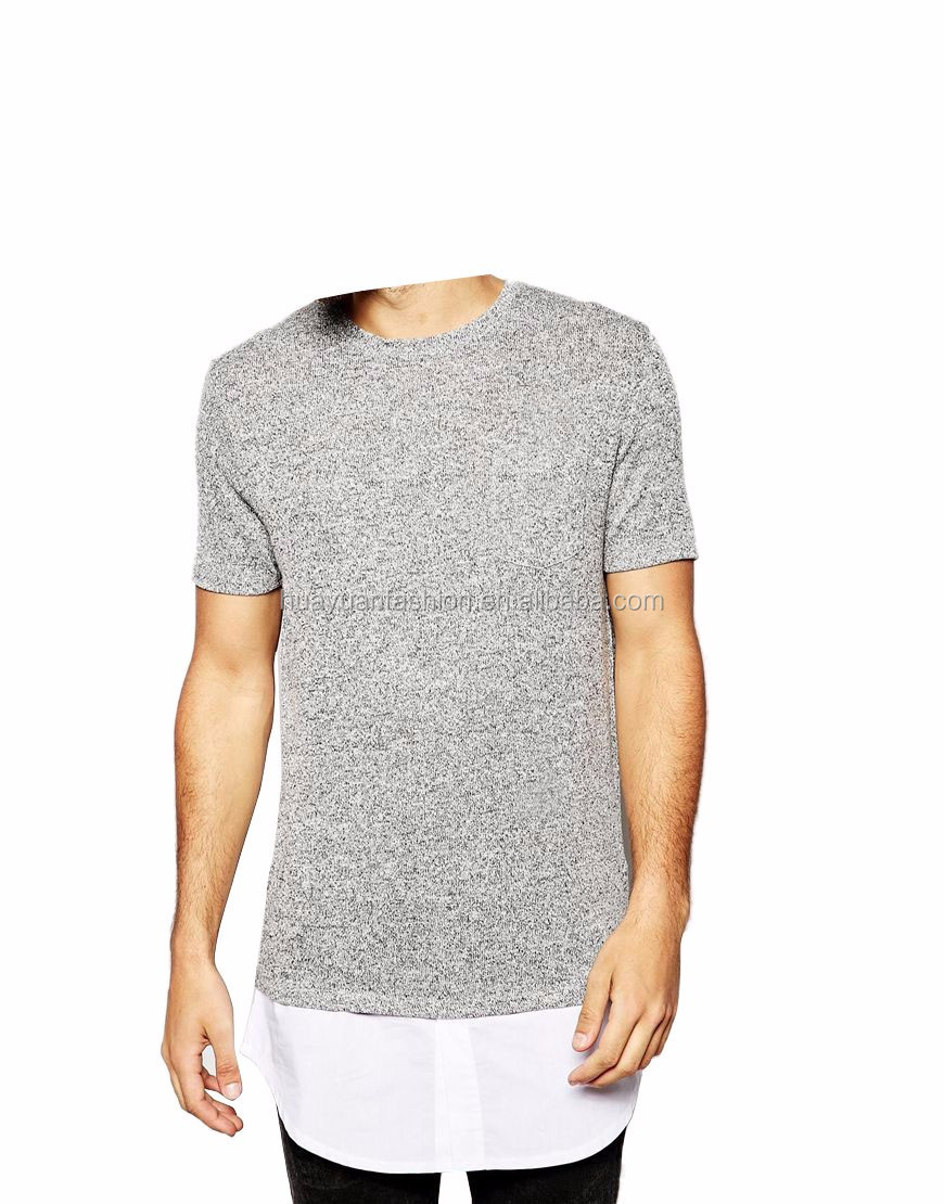 2015 China Manufacturer Extended T Shirt Wholesale China