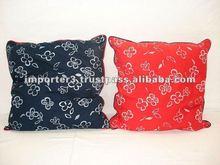 Cotton Printed Cushion / Cushion Cover / COtton Canvas Printed Cushion