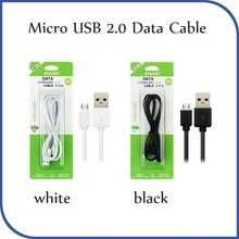 Micro USB 2.0 Data Cable for Android Cellphone