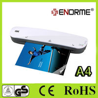 A4 Office pouch film thermal laminator