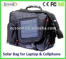 12000mAh Hotsale solar bag for charging computer