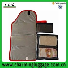 Shenzhen factory promotion nappy changing bag