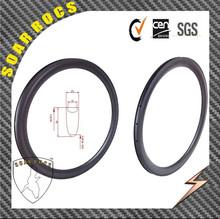 2015 SoarRocs 50mm bicycle wheelset 700c clincher carbon bike 23mm width high TG resin cyclo cross rims 3K matte road bike wheel