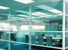 6.38MM-12.76MM laminated glass FOR OFFICE PARTITION