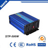 500w 12v 220v off grid pure sine wave dc to ac solar micro inverter