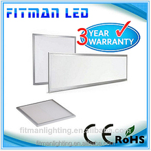 Hot Sale 3Years Warranty led ceiling panel light 30x30, 30x60, 60x60, 30x120, 60x120 led panel light