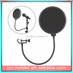 cheap wireless microphone ,H0T012, studio microphone pop filter mask shield 40