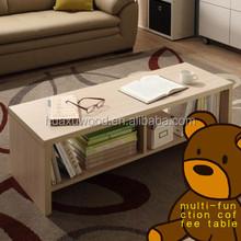 Huaxu lounge wooden modern simple coffee table