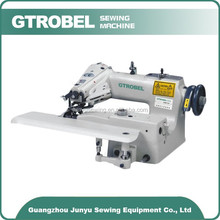 with motor and table blind stitch sewing machine