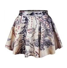 wholesale girls pretty scenery short mini lovely style skirt 2015