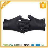 heat resistant waterproof silicone heat resistant gloves