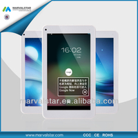 7 inch joy tablets with many games dual core RK3026 1024*600pixel panel 1G/8G Dual cameras CE FCC ROHS