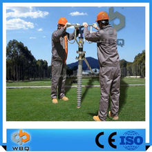 Rotary Pile Driver For Solar System PvHD-06