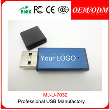 Free Sample , Simple plastic usb databank of free logo , Paypal accept
