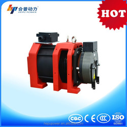 high efficient high quality Elevator Parts Gearless Traction Machine