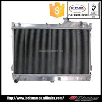 car radiator for FORD ESCORT 91-02 / TRACER 91-99 AT aluminium perfomance radiator