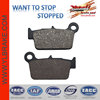Motorcycle scooter brake pads electric bicycle/motorcycle/brake pad for KAWASAKI-KX 250 F/SHERCO-2.5 i Enduro