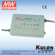 Mean Well 35W APV-35-15 15V Constant Volatge LED Driver