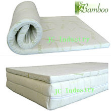 Bamboo Cover Spring Mattress Topper