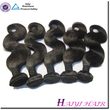 2015 Hot Selling! Large Stock Peruvian Virgin Hair Machine Weft