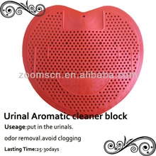 Urinal aromatic cleaner block-ROse/Lavender/Ocean/Pine