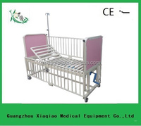 CE hospital 1-crank manual refurbished hospital beds