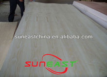 3.2mm ash plywood paneling,natural ash white plywood,ash faced plywood
