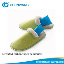 2015 Natural Coconut Shell Activated Carbon Shoe Moisture Absorber Bag