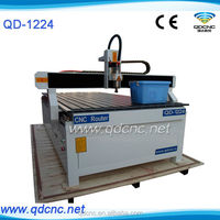 advertising cnc router 1224 price / cnc advertisment machine QD-1224 High quality advertising cnc router