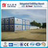 Two storey dormitory container building for African labor