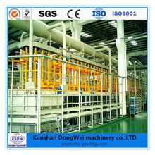 New Process Plating Plant for Galvanize/Chrome plate/silvering/gold plating