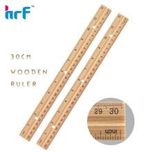 30cm Wooden ruler For Promotion HR-R005