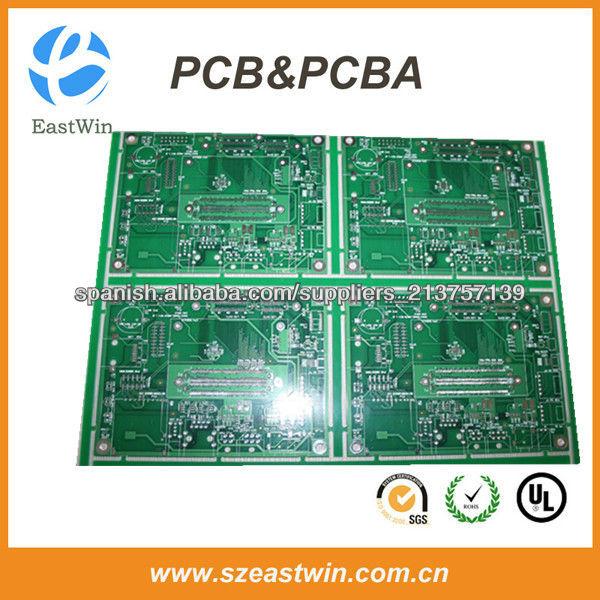 Circuito del tablero del PWB del proyector