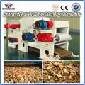 Trituradora móvil de troncos de madera de pino de 110 kw, con capacidad de 8-15 toneladas por hora