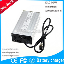 8 years oem experience lithium battery charger 36v with rapid delivery