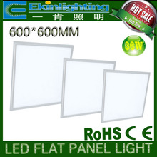 Higher lumen Chips 48W led panel light 595*595,Waterproof driver led panel light from China