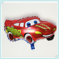 Wholesale Inflatable Car Shaped Helium Foil Balloon,Party Balloon