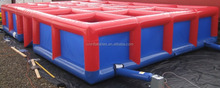 inflatable laser maze,inflatable laser tag arena, inflatable sports arena