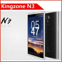 Original KINGZONE N3 4G LTE Mobile Phone MTK6582 Quad Core Android 4.4 5 Inch IPS 1280X720 1GB RAM 8GB ROM 13.0MP NFC Dual Sim