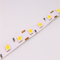 TUV CE RoHS certified SMD3528 flexible led strip light 3528smd 60 led/m DC12V